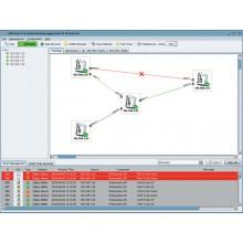 Korenix View (JetView Pro), oprogramowanie do switchy zarządzalnych (do monitoringu i diagnostyki sieci Ethernet), licencja na 128 adresów IP