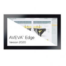 """Zestaw IPC + SCADA: przemysłowy komputer panelowy 21,5"""" Astraada PC Standard z licencją AVEVA Edge 2020 Embedded HMI Runtime 1500 zmiennych"""