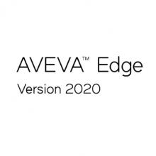 AVEVA Edge 2020 Embedded HMI Runtime 1500 zmiennych