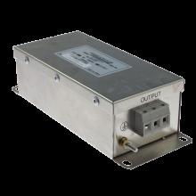 Filtr wejściowy klasy C2 do falownika 0.75/1.5 kW, zasilanie 3x400 V