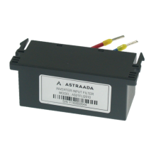 Filtr wejściowy do przemiennika częstotliwości serii DRV-21, 1.5-2.2 kW, zasilanie 230V.