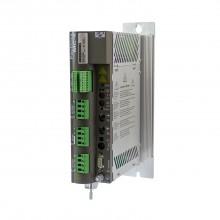 Serwowzmacniacz MC-4/11/10/400, wersja firmware: V00.22.xx, moc 6.9 kW, prąd pracy ciągłej 10 A, zasilanie 3x 380-480 V, sterowanie SERCOS
