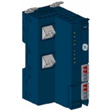 RSTi-EP - interfejs komunikacyjny Modbus TCP Server z redundancją; 2x RJ45; 1024B (input + output)