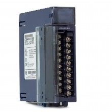 RX3i - 16 wyjść cyfrowych (12/24 VDC; 0.5 A; logika dodatnia)