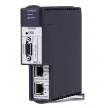 RX3i - Moduł komunikacyjny Ethernet 2x 10/100BaseT (switch); Modbus TCP Client/Server; SRTP; EGD