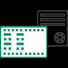 Licencja software aktywująca protokół Ethrenet IP jako slave sterownikach Astraada One