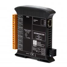 SmartMod PLUS I/O; 8 wejść analogowych (+/- 20 mA); 16 bitów; Modbus TCP