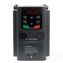 Falownik trójfazowy wektorowy 1.5 kW, filtr EMC, funkcje wentylatorowo-pompowe