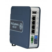 PACSystems RSTi-EP - Stand Alone CPU; 1MB RAM i FLASH; 1.2 GHz Dual Core; 2x Eth; 1x USB