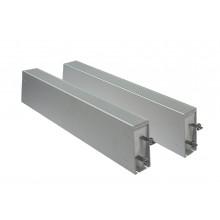 Rezystor hamujący do przemiennika częstotliwości Astraada DRV o mocy 15-18.5 kW, zasilanie 400V (obudowa aluminiowa)