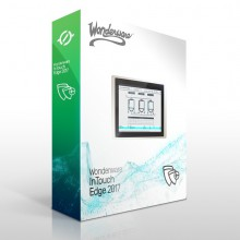 Wonderware InTouch Edge HMI 2017 Runtime Embedded Standard 100 zmiennych
