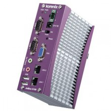 Astraada NET - Komputer sieciowy 720 MHz, VPN router (OpenVPN, IPsec VPN, NAT), Layer 3 (Static, OSPF, RIP), 3x RJ45 (100/1000 Base-TS) + 1x RJ45/SFP (1000 Base-X), 1x RS232/422/485, slod SD, 1x USB, -40~75C