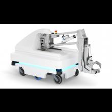 MiRHook 100 - moduł rozszerzający możliwości transportowe o holowanie wózków o wadze do 300 kg