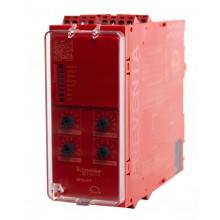 XPSUAT13A3AP - Moduł bezpieczeństwa Schneider Electric Preventa Universal XPSU, kat.4, 24 V AC/DC, 3 NO + 3 NO + 1 NC, zaciski śrubowe, 3 lata gwarancji