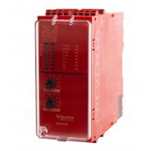 XPSUDN13AP - Moduł bezpieczeństwa Schneider Electric Preventa Universal XPSU, kat.4, 24 V AC/DC, 3 NO + 1 NC, zaciski śrubowe, 3 lata gwarancji