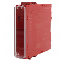 XPSUEP14AP - Moduł rozszerzenia styków Schneider Electric Preventa Universal XPSU, kat.4, 24 V AC/DC, 4 NO + 2 NC, zaciski śrubowe, 3 lata gwarancji