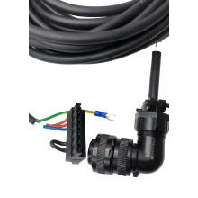 Kabel zasilający 5m do silników 4.4…5.5kW, 400V z enkoderem absolutnym / inkrem