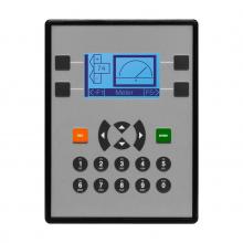 """Zestaw startowy z e-szkoleniem - Sterownik PLC z HMI X2 - 2.2"""", 12x DI (24V, 4 HSC 10 KHz), 12x DO (24V, 2 PWM 65KHz), 4x AI (4-20mA, 12 bit), 2x AO (4-20mA, 12 bit)"""